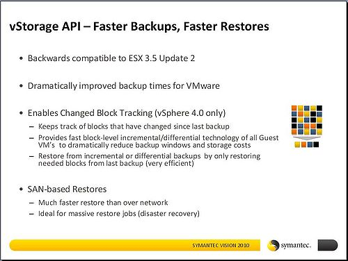 VMware Consolidated Backup & Data Protection - Wikibon